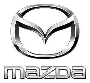 Mazda Logo - vertical